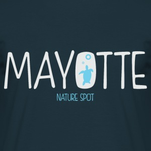 Tee Shirt France Mayotte  - T-shirt Homme