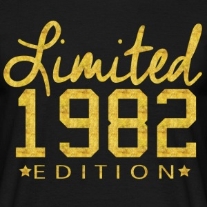 Limited 1982 Edition T-Shirts - Men's T-Shirt