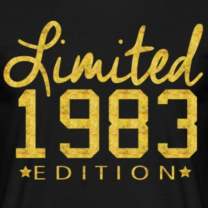 Limited 1983 Edition T-Shirts - Men's T-Shirt
