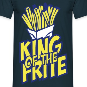 Tee Shirt France Nord Pas de Calais NPDC king of F - Tee shirt Homme
