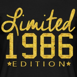 Limited 1986 Edition T-Shirts - Men's T-Shirt