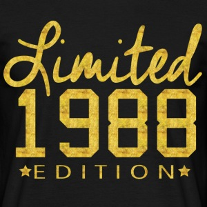 Limited 1988 Edition T-Shirts - Men's T-Shirt