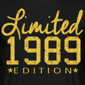 Limited 1989 Edition T-Shirts - Men's T-Shirt