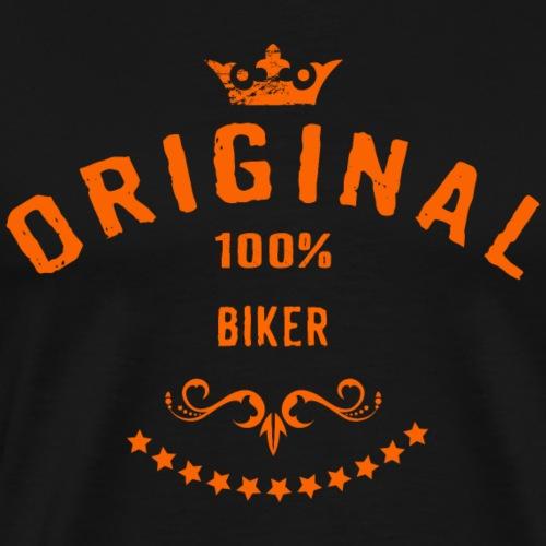 Original 100 Prozent Biker - RAHMENLOS Beruf Arbe