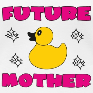 Future mother Tee shirts - T-shirt Premium Femme