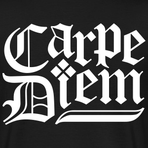 Carpe Diem T-Shirts - Men's T-Shirt