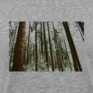 Love the forest - Männer Premium T-Shirt