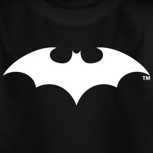 Batman 'White Bat' Teenager T-Shirt - Teenager T-shirt