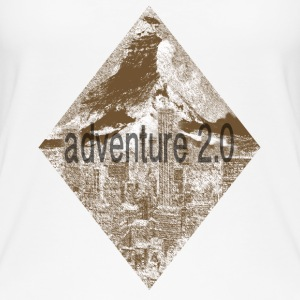 Adventure  - Frauen Bio Tank Top