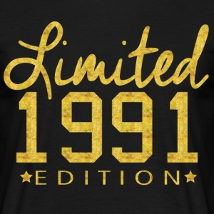 Limited 1991 Edition T-Shirts - Men's T-Shirt