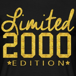 Limited 2000 Edition T-Shirts - Men's T-Shirt