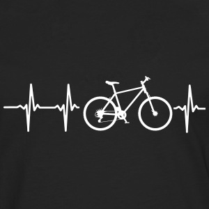 I LOVE MY BIKE! Long sleeve shirts - Men's Premium Longsleeve Shirt