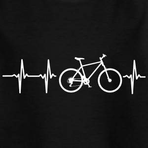 I LOVE MY BIKE! Shirts - Teenage T-shirt