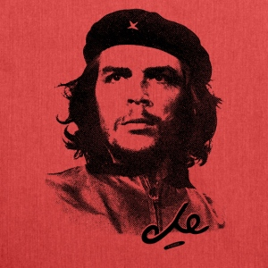 Che Guevara Stoffbeutel - Schultertasche aus Recycling-Material