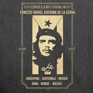 Che Guevara 1928-1967 Tote Bag - Shoulder Bag made from recycled material