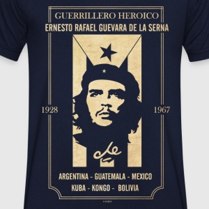 Che Guevara 1928-1967 Tee shirt Homme - T-shirt Homme col V
