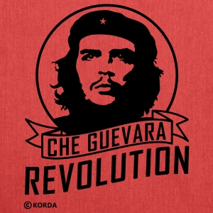 Che Guevara Revolution Flex Tote Bag - Shoulder Bag made from recycled material