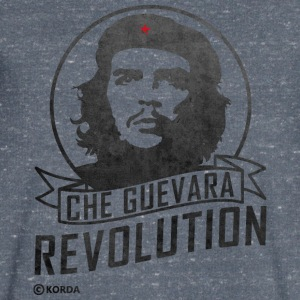 Che Guevara Revolution Men T-Shirt - Men's V-Neck T-Shirt