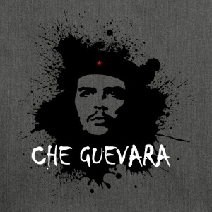 Che Guevara Splatter Tote Bag - Shoulder Bag made from recycled material