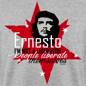 Che Guevara I'm not a liberator - Sweat-shirt Homme