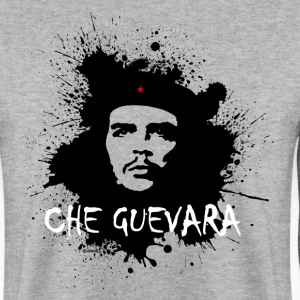 Che Guevara Splatter Men Hoodie - Genser for menn