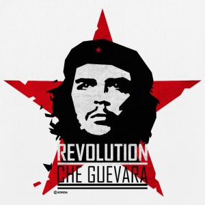 Che Guevara Revolution Tote Bag - EarthPositive Tote Bag