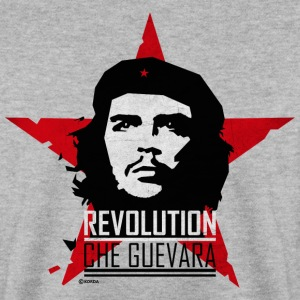 Che Guevara Revolution Men Hoodie - Genser for menn