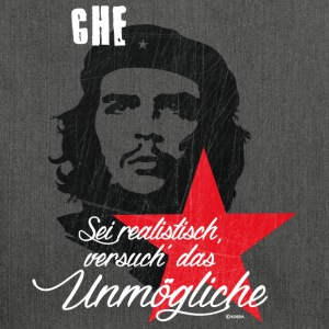 Che Guevara Sei realistisch Tote Bag - Shoulder Bag made from recycled material