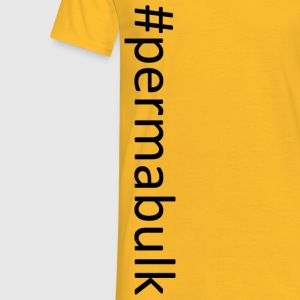 #PERMABULK - Men's T-Shirt