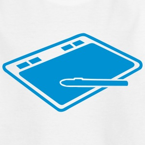 Tablet T-Shirts - Kinder T-Shirt
