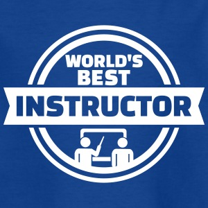 Instructor T-Shirts - Kinder T-Shirt