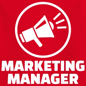 Marketing Manager T-Shirts - Kinder T-Shirt