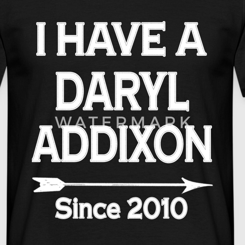 I have a Daryl Addixon Tee shirts - T-shirt Homme