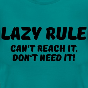 Lazy rule T-shirts - Dame-T-shirt