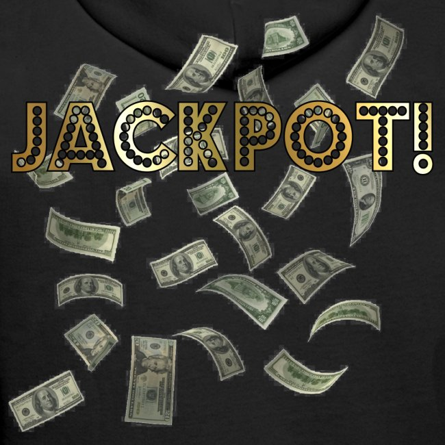 Jackpot! Huppari musta