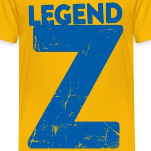 Legend Z (barn) - Premium-T-shirt barn