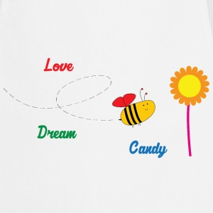 Love Dream Candy / Baby / Kid / Child / Bébé  Aprons - Cooking Apron