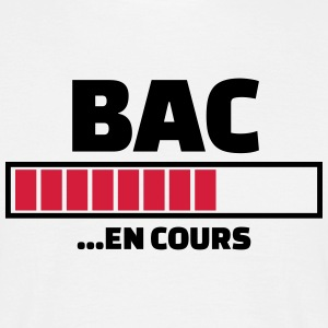 Bac en cours Tee shirts - T-shirt Homme