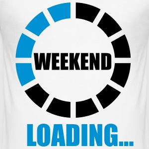 weekend loading Tee shirts - Tee shirt près du corps Homme