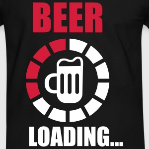 beer loading T-Shirts - Men's Ringer Shirt