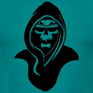Death hooded zonnebril T-shirts - Mannen T-shirt