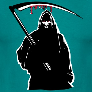 Death hooded sense T-shirts - Mannen T-shirt