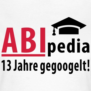 abipedia T-Shirts - Frauen T-Shirt