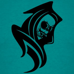 Death hooded coole zonnebril T-shirts - Mannen T-shirt