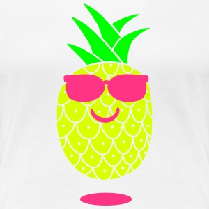 cool ananas T-Shirts - Frauen Premium T-Shirt