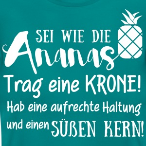 Ananas T-Shirts - Frauen T-Shirt