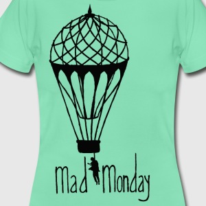 MadMonday-black T-Shirts - Frauen T-Shirt