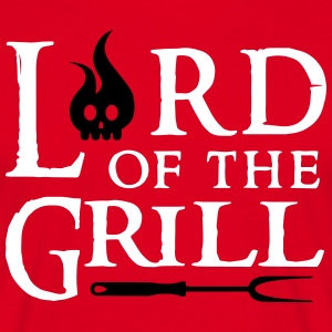 Lord of the Grill T-Shirts - Männer T-Shirt