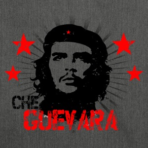 Che Guevara Distressed Tote Bag - Shoulder Bag made from recycled material