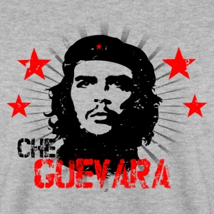 Che Guevara Distressed Men T-Shirt - Felpa da uomo